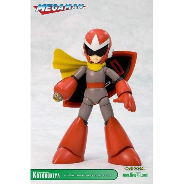 Mega Man: Proto Man Plastic Model Kit - Kotobukiya