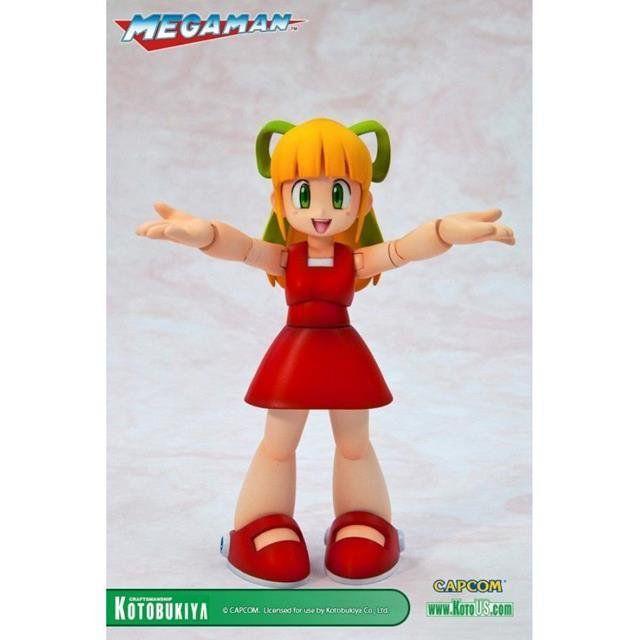Mega Man: Roll Plastic Model Kit - Kotobukiya