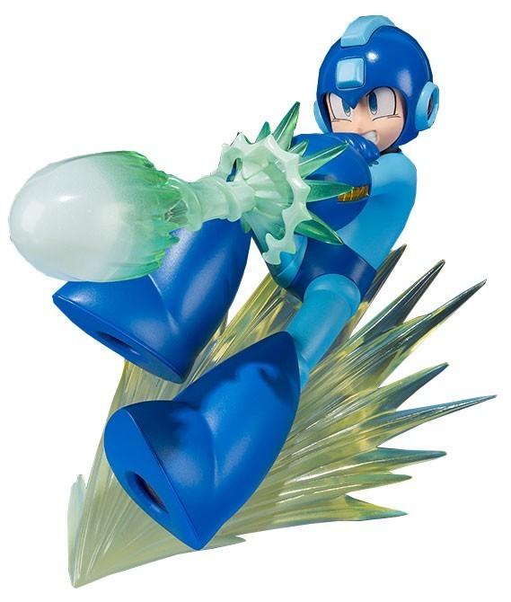 Estátua Mega Man Figuarts Zero - Bandai
