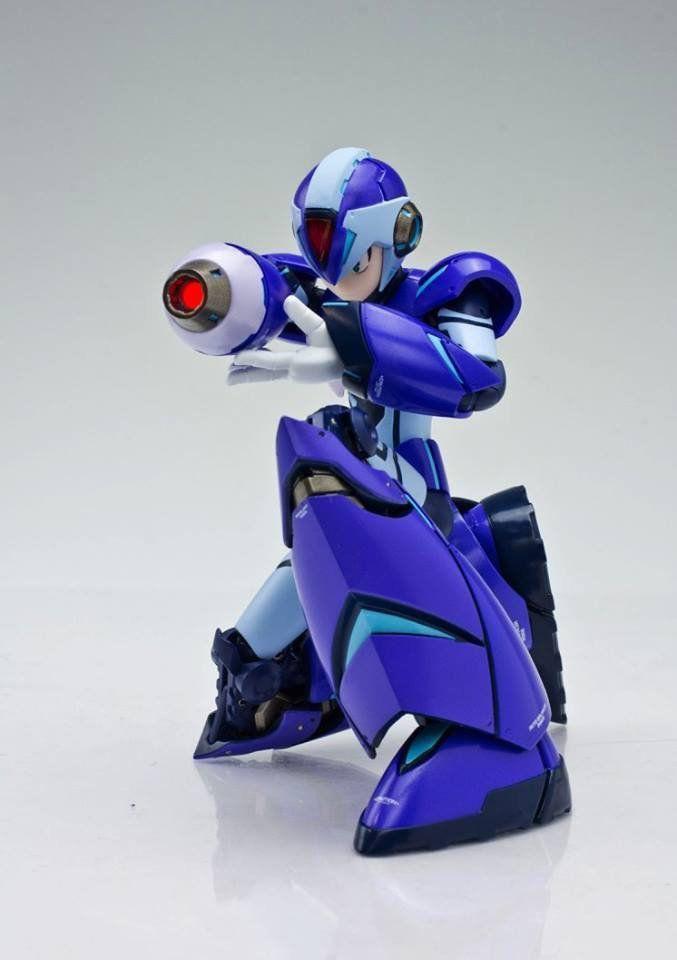 Mega Man X Designer Series - TruForce Collectibles