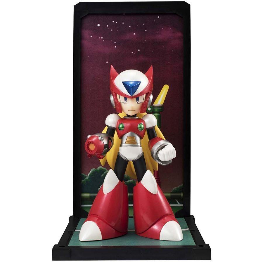 Megaman X Zero Tamashii Buddies - Bandai