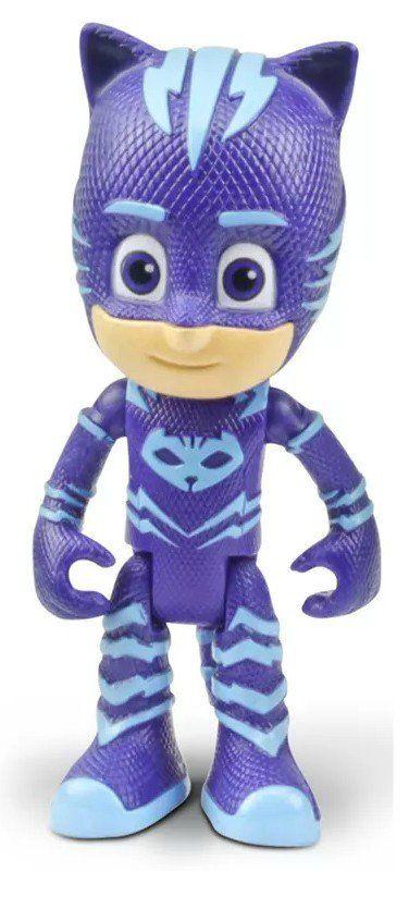 Menino Gato - Articulado Pj Mask ( Azul )