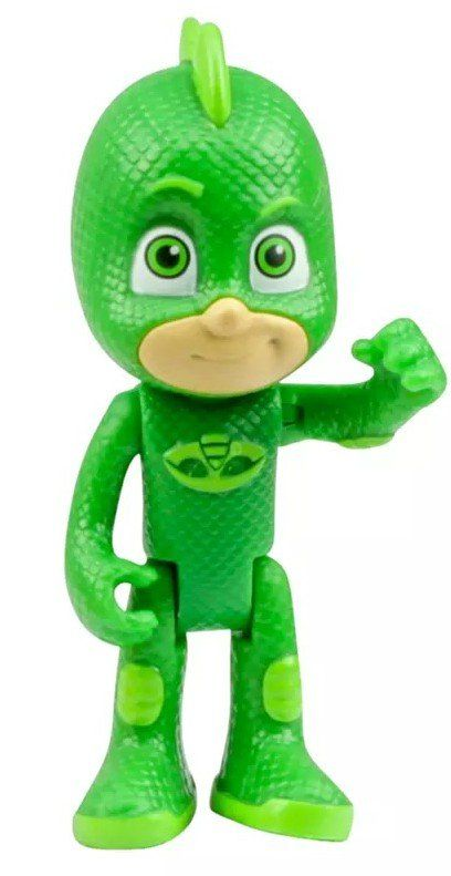 Largatixo - Articulado Pj Mask (Verde)
