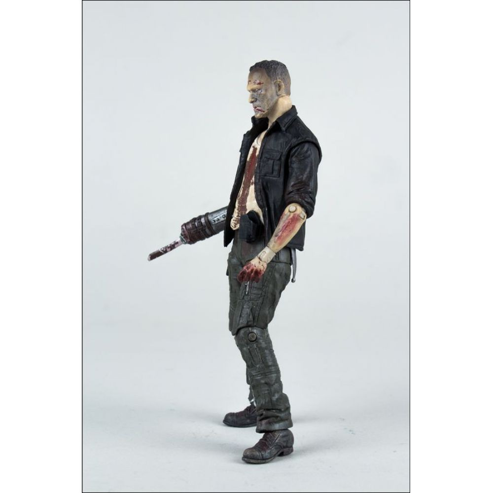 Boneco Merle Zombie: The Walking Dead Series 5 - McFarlane Toys