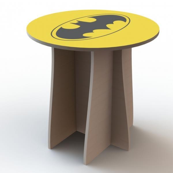 Mesa de Centro Batman - FP Design