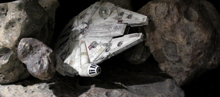 Mesa De Centro Millenium Falcon: Star Wars