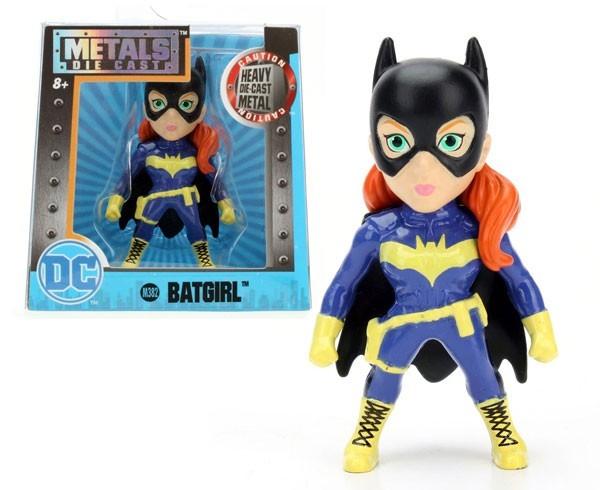 Metals Die Cast (Mini): Batgirl (M382) Azul - DTC