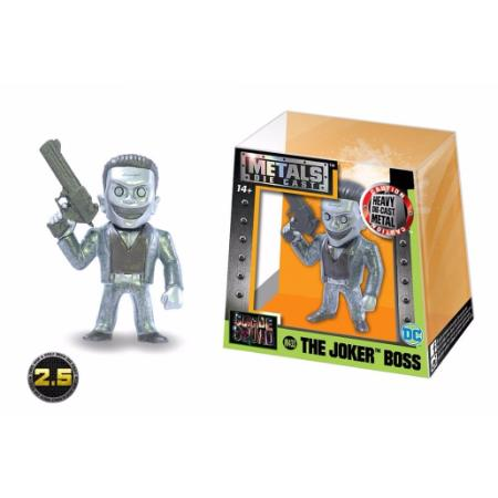 Metals Die Cast (Mini) The Joker Boss: Esquadrão Suicida (Suicide Squad) (M433) - DTC