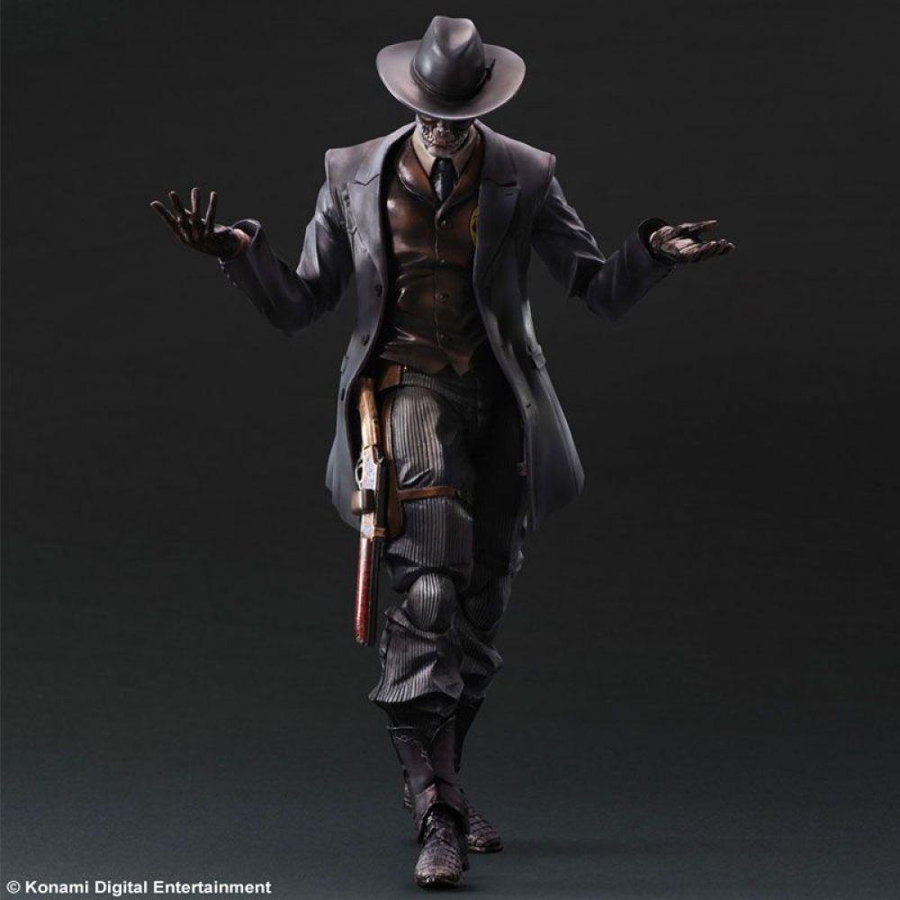 Boneco Skull Face: Metal Gear Solid V: The Phantom Pain Escala 1/7 - Play Arts Kai (Square Enix)