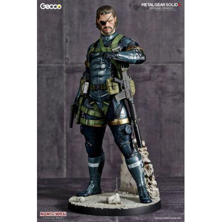 Metal Gear Solid V Snake Estátua Escala 1/6 - ThreeA