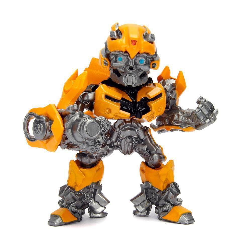 Metalfigs Bumblebee: Transformers (M408) - DTC