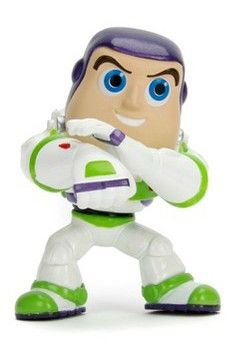 Metalfigs: Buzz Lightyear: Disney/Pixar (D8) - Jada Toys