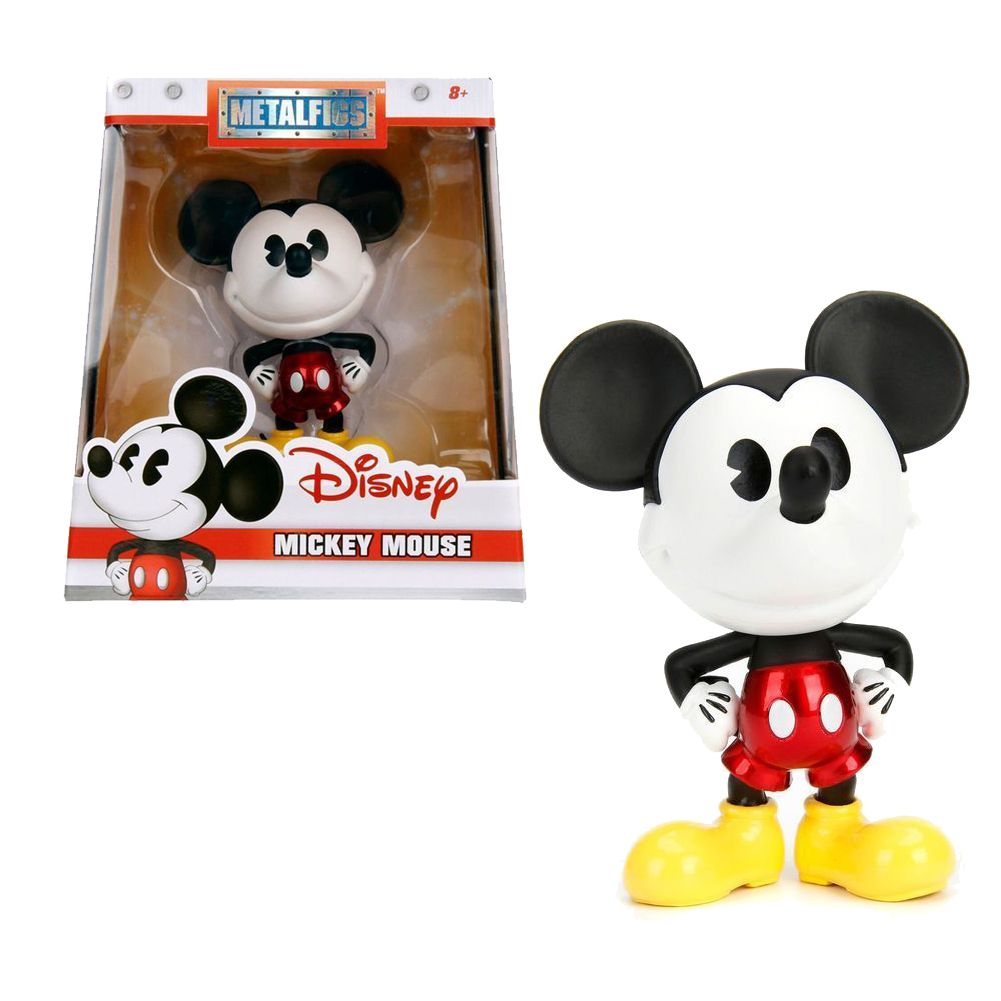 Metalfigs: Mickey Mouse: Disney/Pixar (D4) - Jada Toys