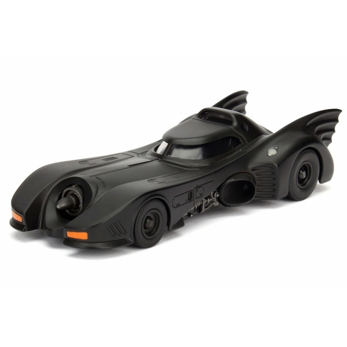 Metals Die Cast Batmobile Batman 1989 Escala 1/32