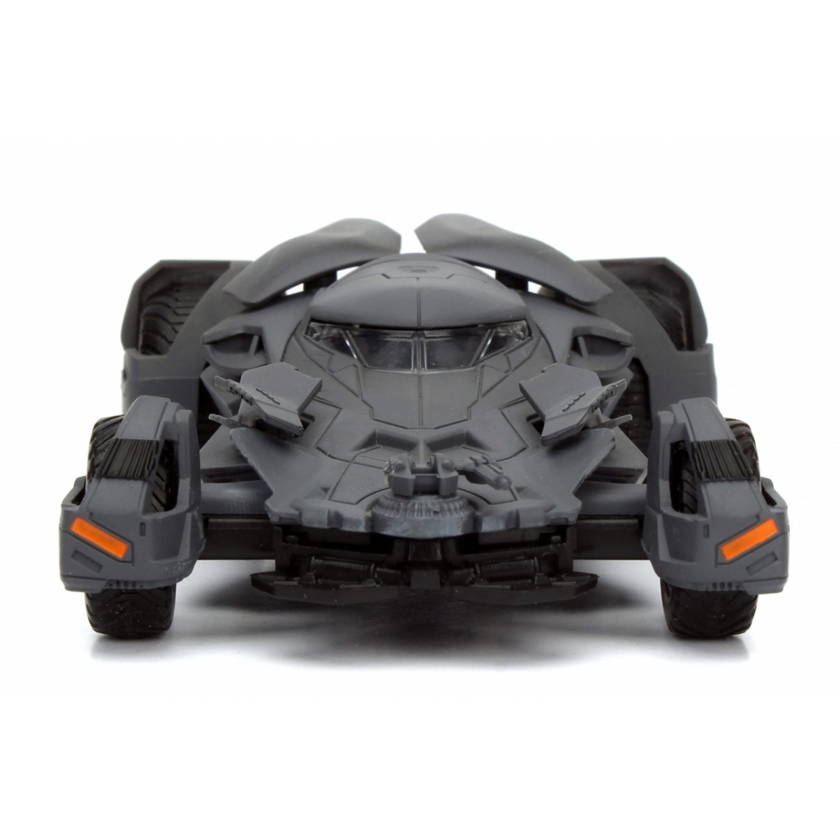 Metals Die Cast Batmobile Batman v Superman: Batman vs Superman: A Origem da Justiça Escala 1/32 - DTC
