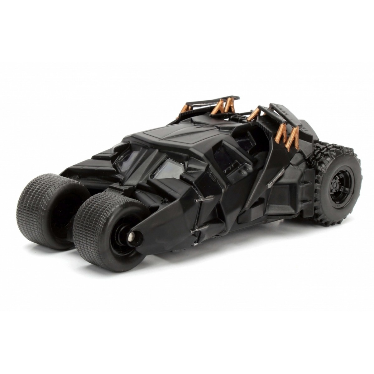 Metals Die Cast Batmobile The Dark Knight: Batman: O Cavaleiro das Trevas Escala 1/32