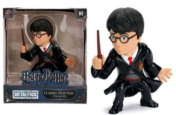 Metals Die Cast  Harry Potter: Harry Potter (H1) - DTC