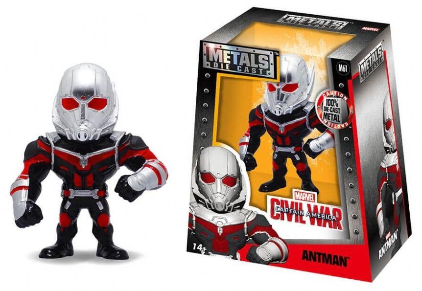 Metals Die Cast Homem-Formiga (Ant-Man): Vingadores (Avengers) (M61) - DTC