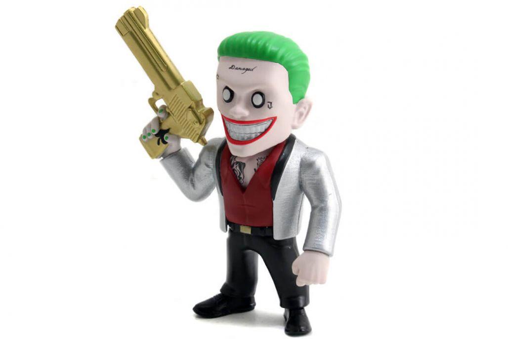 Metals Die Cast Joker Boss: Esquadrão Suicida (M19) - DTC