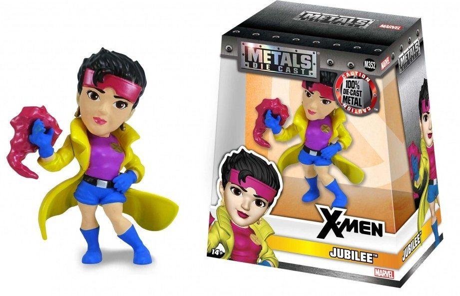 Metals Die Cast Jubileu (Jubilee): X-Men (M352) - DTC
