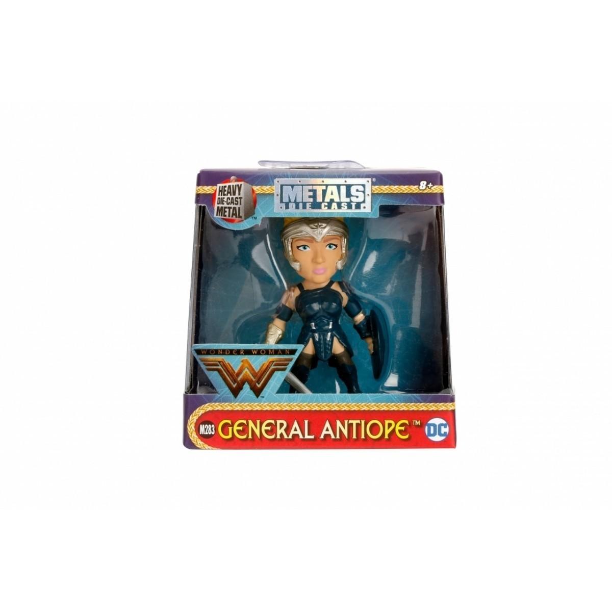 Metals Die Cast(Mini): General Antiope: Mulher Maravilha (Wonder Woman) (M283)