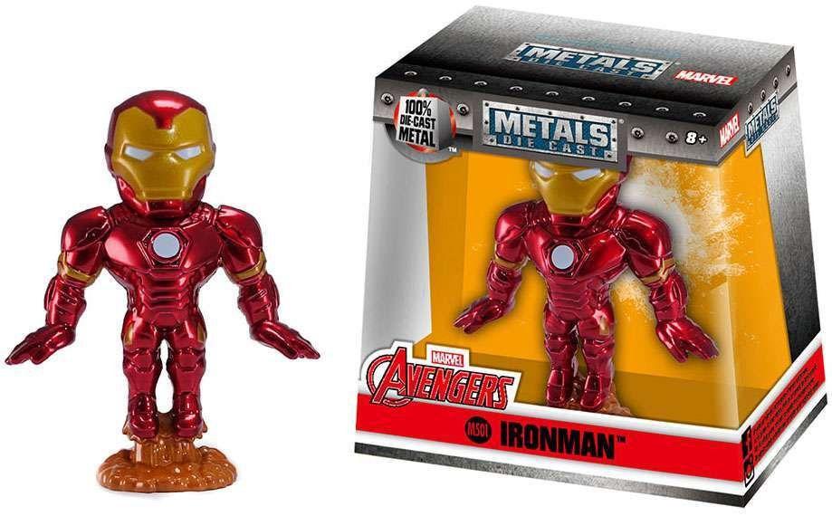 Metals Die Cast(Mini): Homem de Ferro (Ironman) M501 - DTC