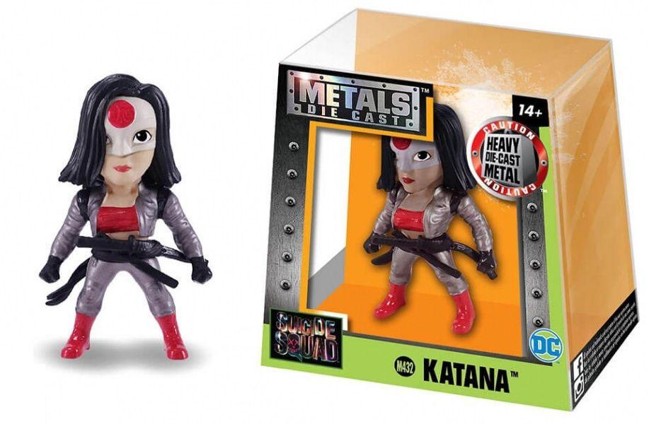 Metals Die Cast (Mini) Katana: Esquadrão Suicida (Suicide Squad) (M432) - DTC