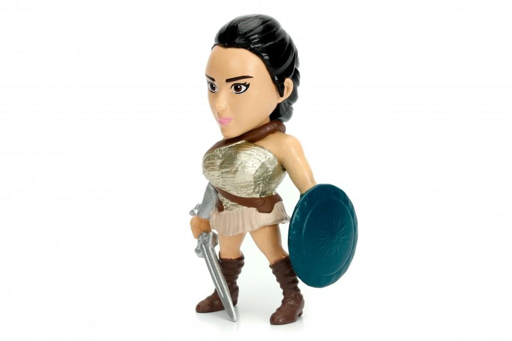 Metals Die Cast(Mini): Mulher Maravilha (Wonder Woman) (M281)