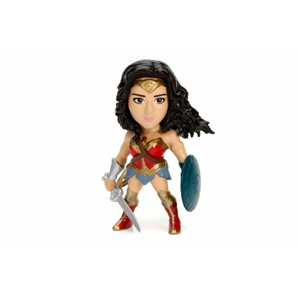 Metals Die Cast(Mini): Mulher Maravilha (Wonder Woman) (M282)
