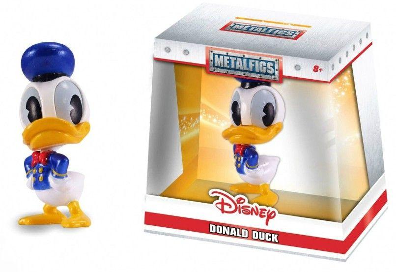 Metals Die Cast(Mini): Pato Donald (D11) - DTC