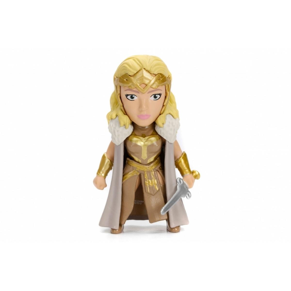 Metals Die Cast(Mini): Rainha Hippolyta: Mulher Maravilha (Wonder Woman) (M284)
