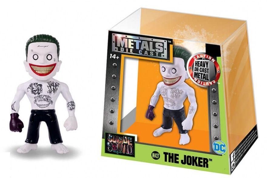 Metals Die Cast (Mini) The Joker: Esquadrão Suicida (Suicide Squad) (M427) - DTC