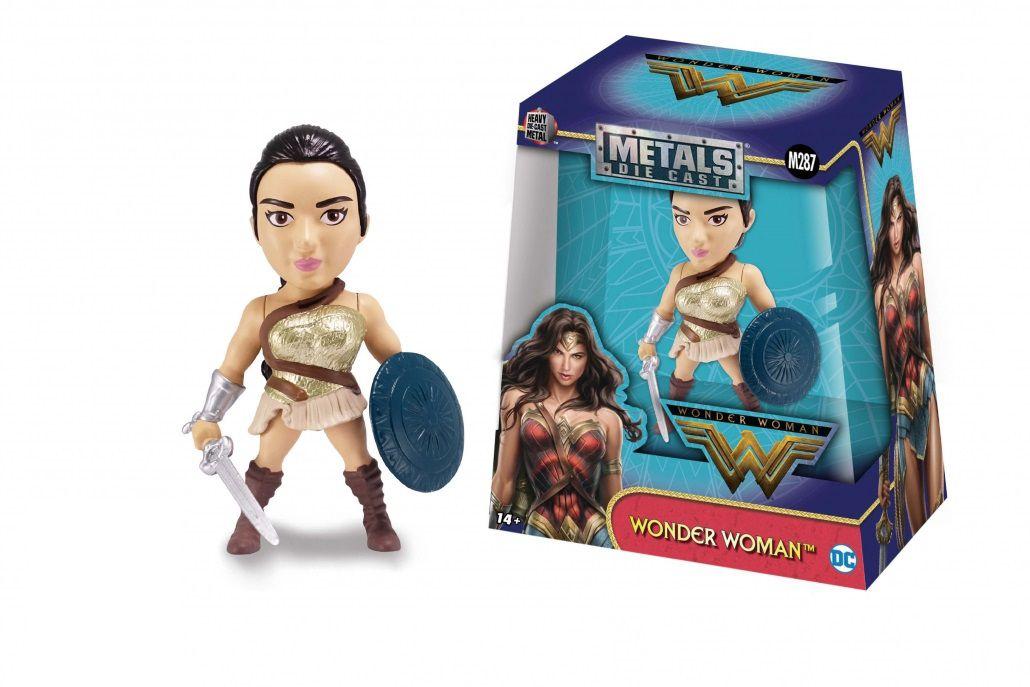 Metals Die Cast Mulher-Maravilha (Wonder Woman): Mulher-Maravilha (Wonder Woman) (M287) - DTC