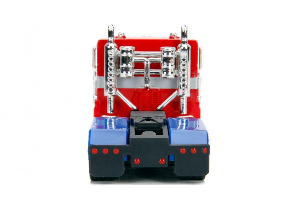 Metals Die Cast Optimus Prime (G1): Transformers Escala 1/32 - DTC