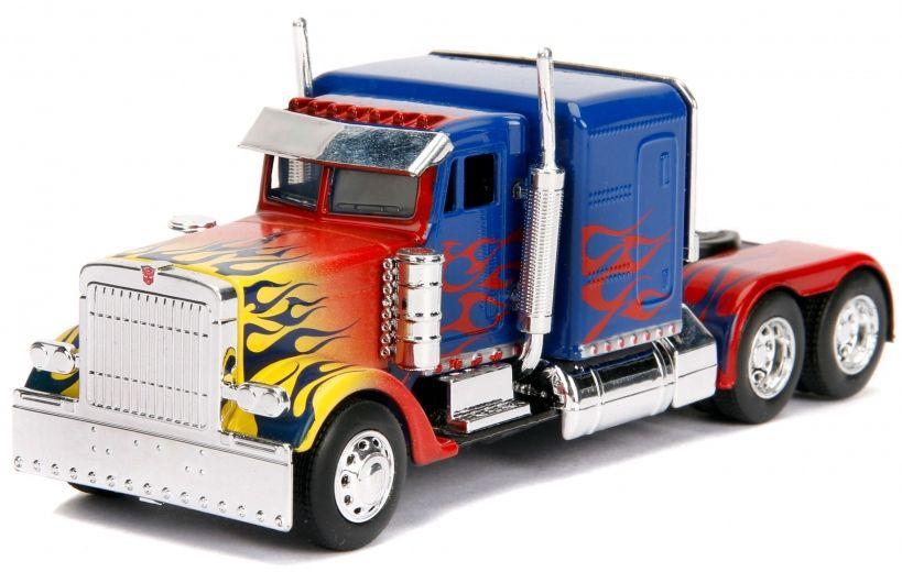 Metals Die Cast Optimus Prime: Transformers  - DTC