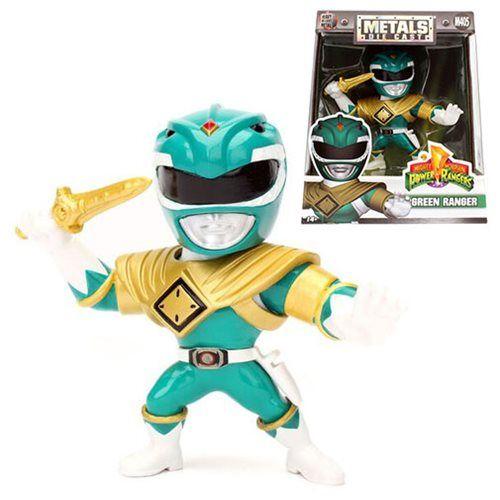 Metals Die Cast  Ranger Verde: Power Rangers (M405) - DTC