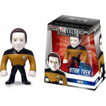 Metals Die Cast Data: Star Trek (M414) - DTC