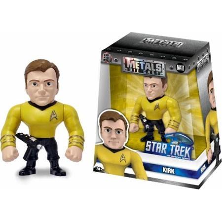 Metals Die Cast Kirk: Star Trek (M411) - DTC