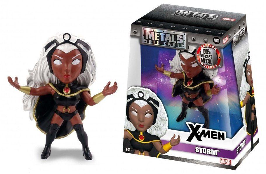 Metals Die Cast Tempestade (Storm): X-Men (M141) - DTC