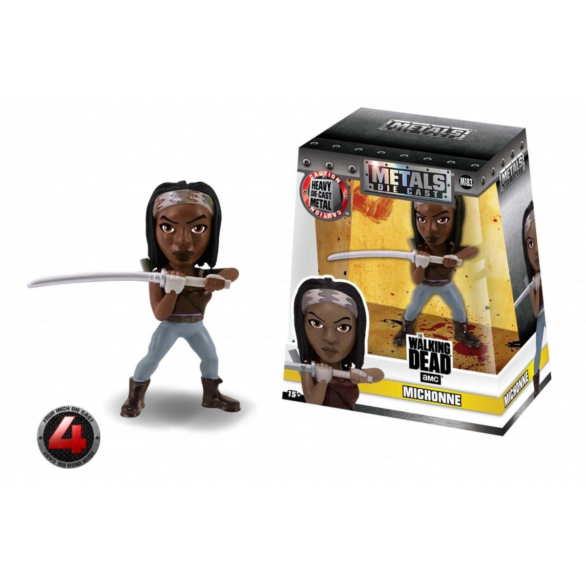 Metals Die Cast Michonne: The Walking Dead (M183) - DTC