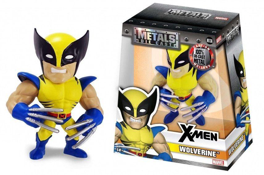 Metals Die Cast Wolverine: X-Men (M138) - DTC