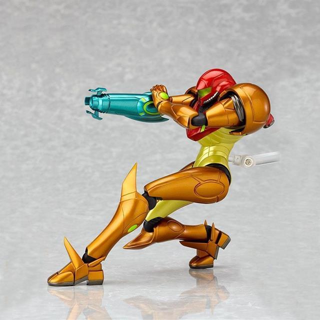 Metroid Other M Figma Samus Aran - Max Factory