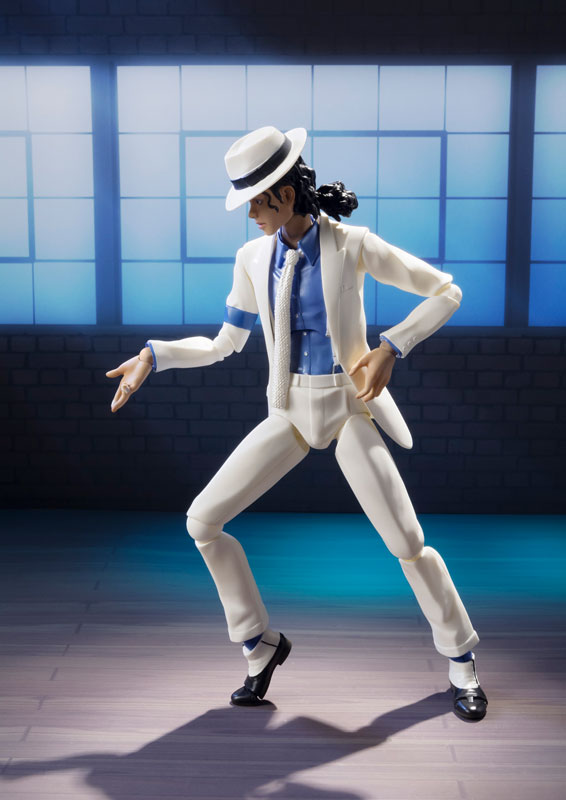 Action Figure Michael Jackson Smooth Criminal - S.H. Figuarts - Bandai