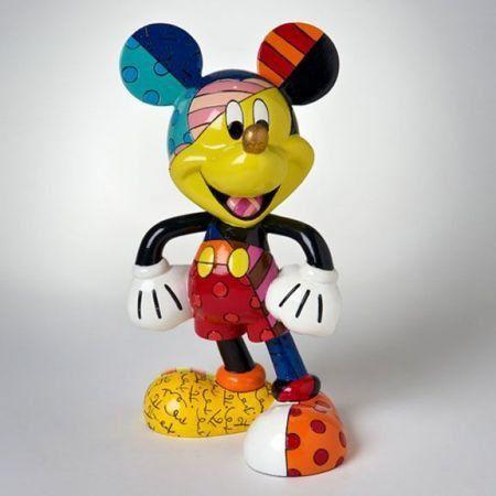 Mickey Mouse Romero Britto - Disney