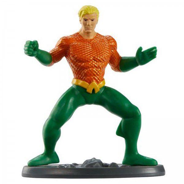 Mini Boneco Aquaman: Liga da Justiça (DC Comics) - Mattel