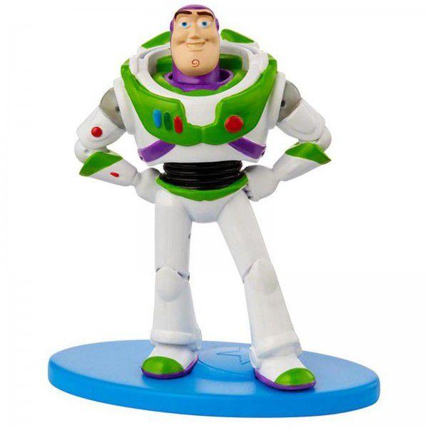 Mini Boneco Buzz Ligthyear: Toy Story 4 - Mattel