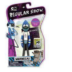 Mini Boneco Mordecai: Regular Show - Jazwares