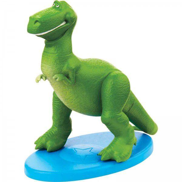 Mini Boneco Rex: Toy Story 4 - Mattel