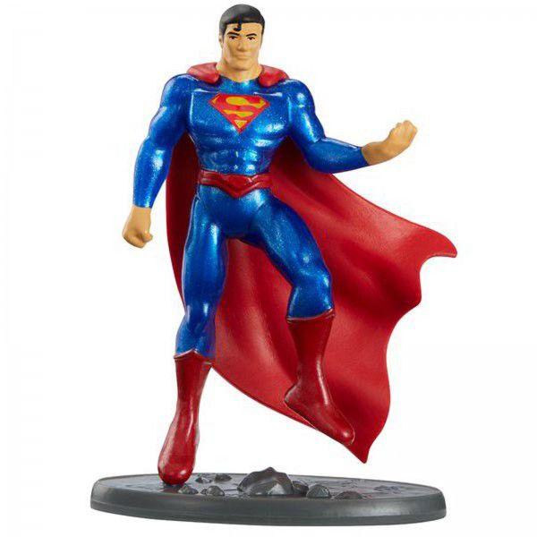 Mini Boneco Super-Homem: Liga da Justiça (DC Comics) - Mattel