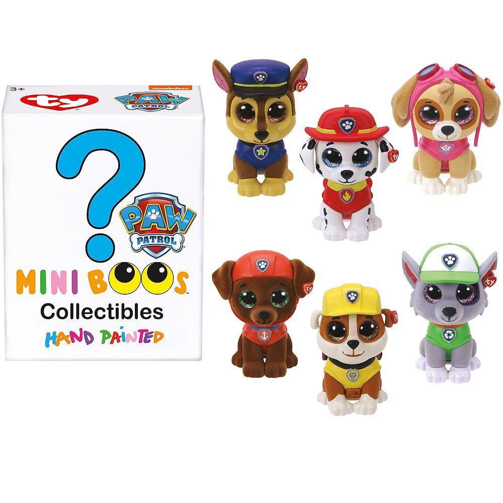 Mini Boos Ty Patrulha Canina - Sortidos (Apenas 1 ) Set de 12 Modelos - DTC